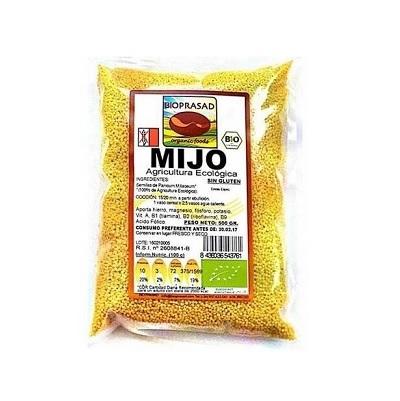 mijo grano prasad