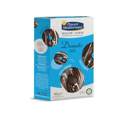 donuts dark piaceri mediterranei