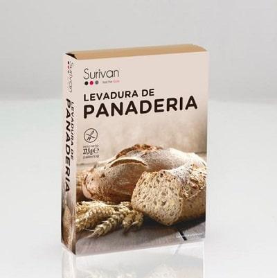 levadura seca panaderia surivan