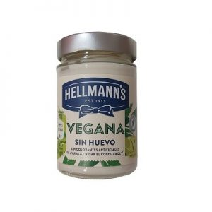 hellmanns mayonesa vegana