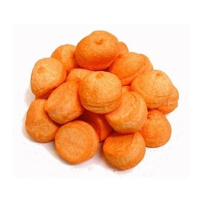 marshmallow naranja interior bulgari