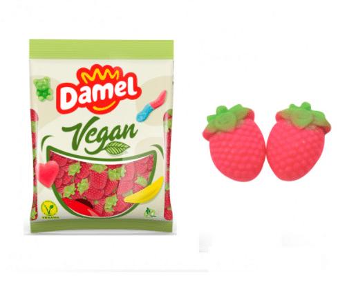 fresas damel vegan