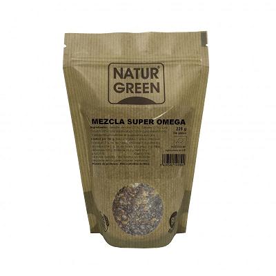 mezcla super omega naturgreen