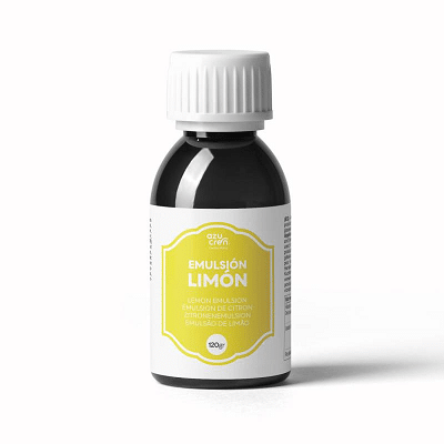 emulsion limon azucren